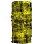 HAD Coolmax Sun Protection sjaal geel/zwart